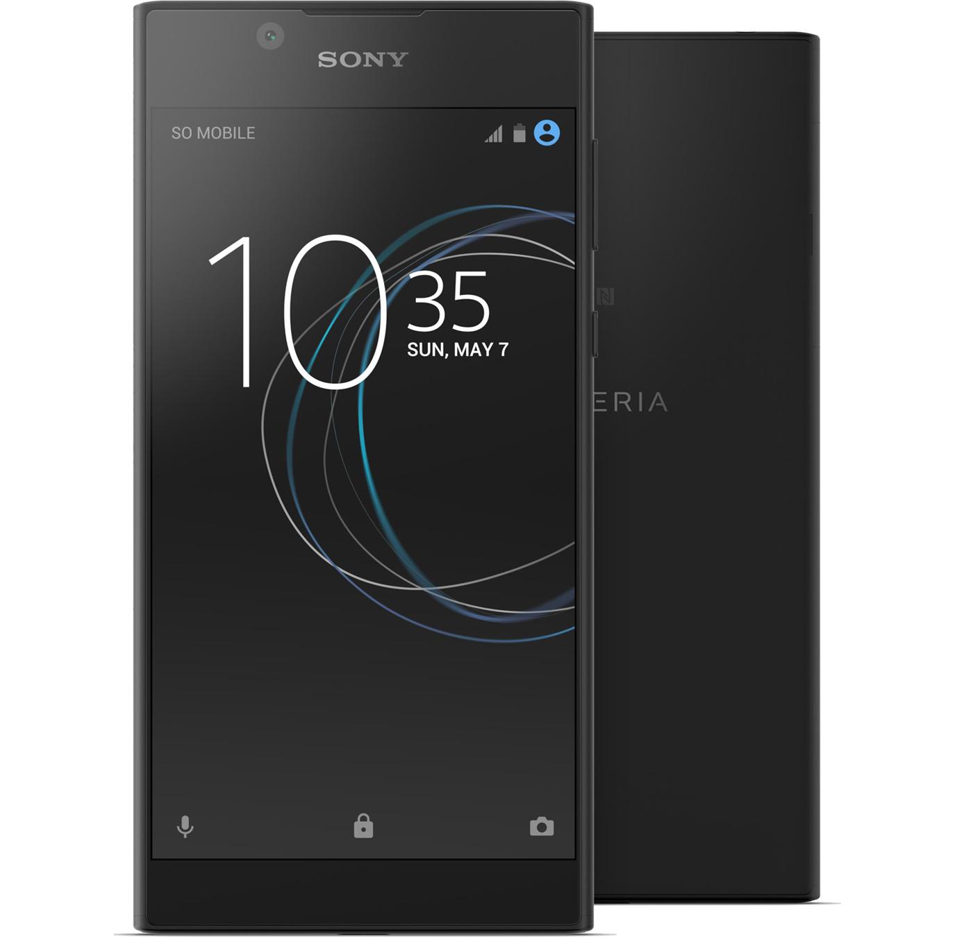 Sony Xperia L1 G3311 Black Ispace Cz