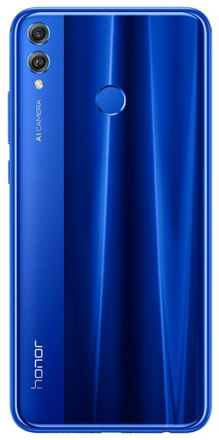 Honor 8x 64 4gb Blue Ispace Cz